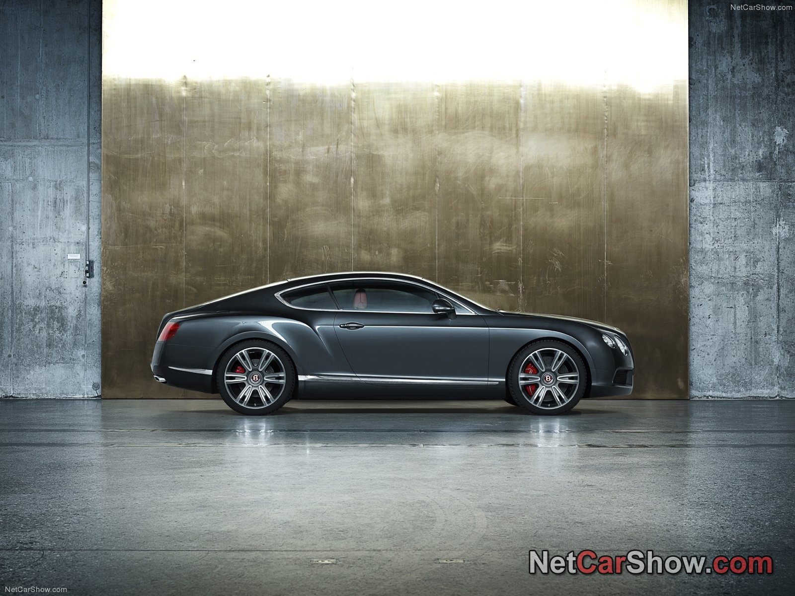 Bentley Continental GT V8 photo 89870