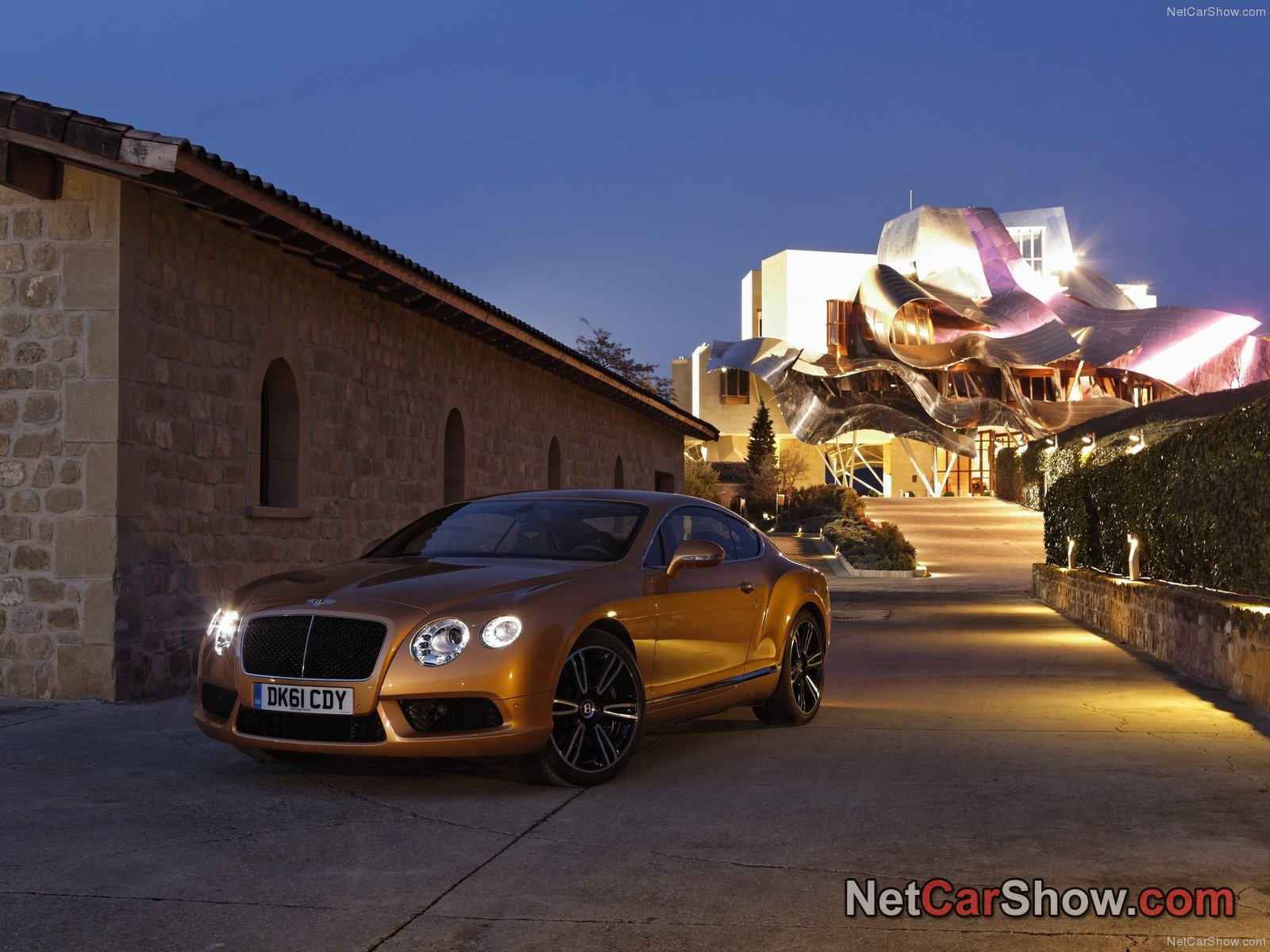 Bentley Continental GT V8 photo 89872