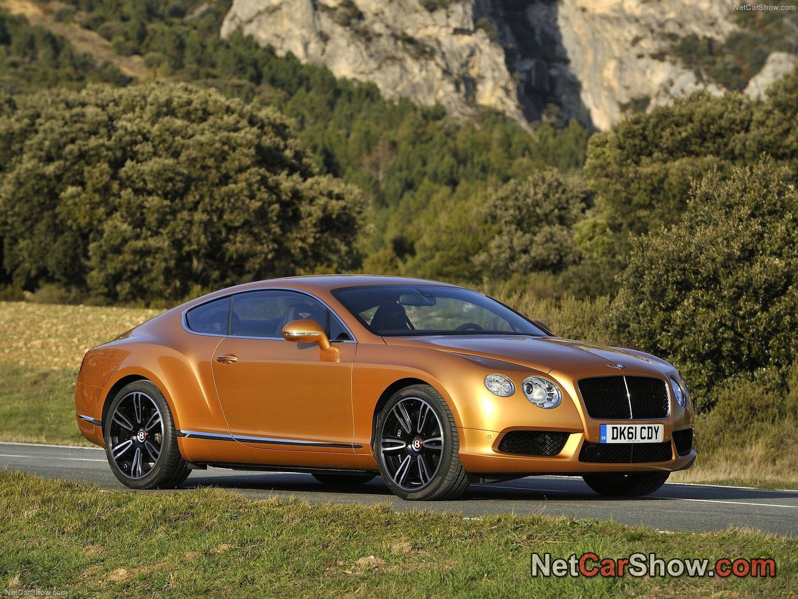 Bentley Continental GT V8 photo 89873
