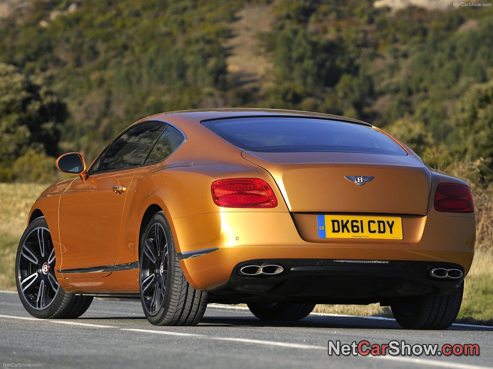 Bentley Continental GT V8 photo 89875