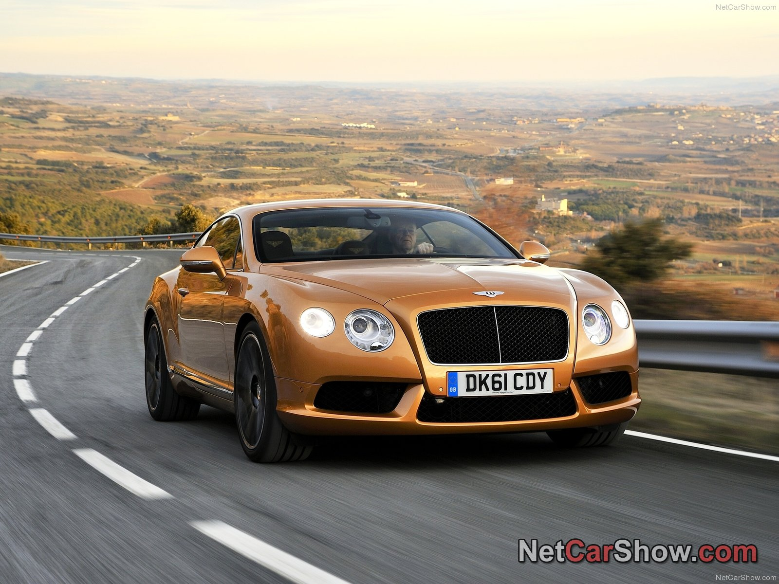 Bentley Continental GT V8 photo 89878