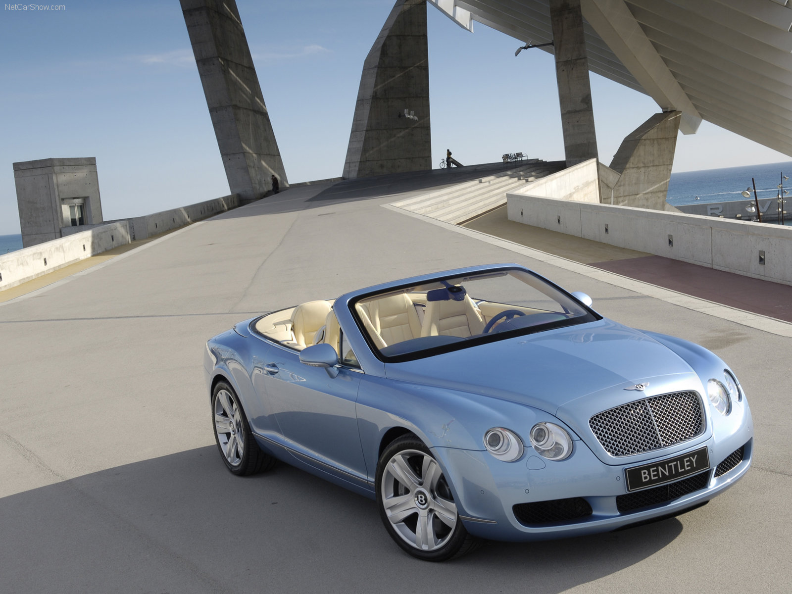 Bentley Continental GTC photo 33615