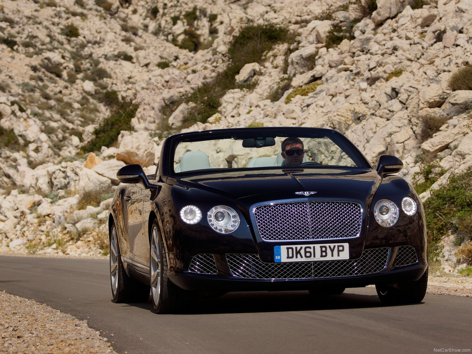 Bentley Continental GTC photo 85361