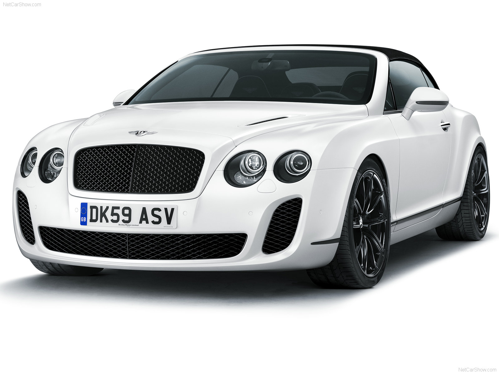 Bentley Continental Supersports Convertible photo 72718