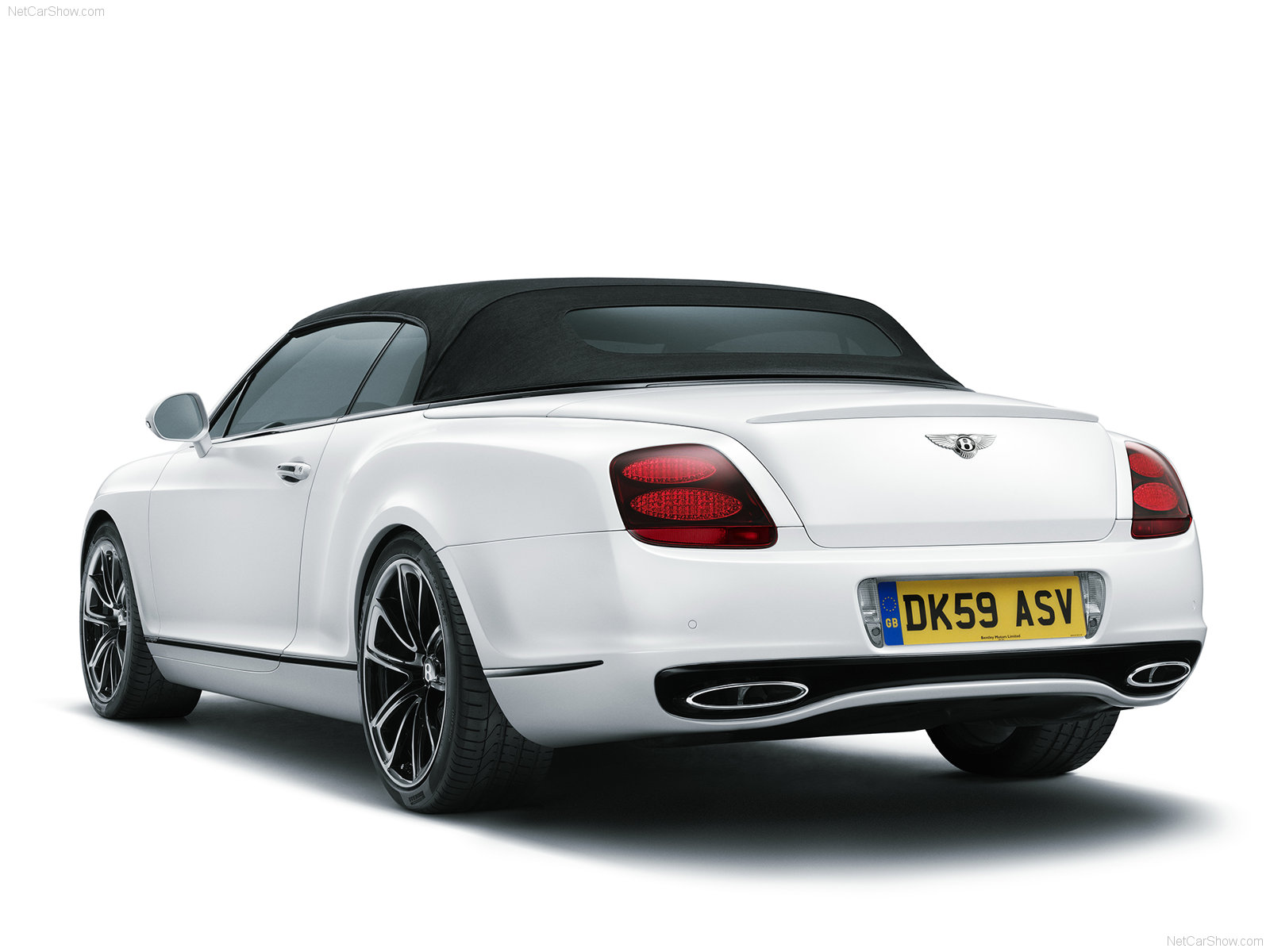 Bentley Continental Supersports Convertible photo 72721