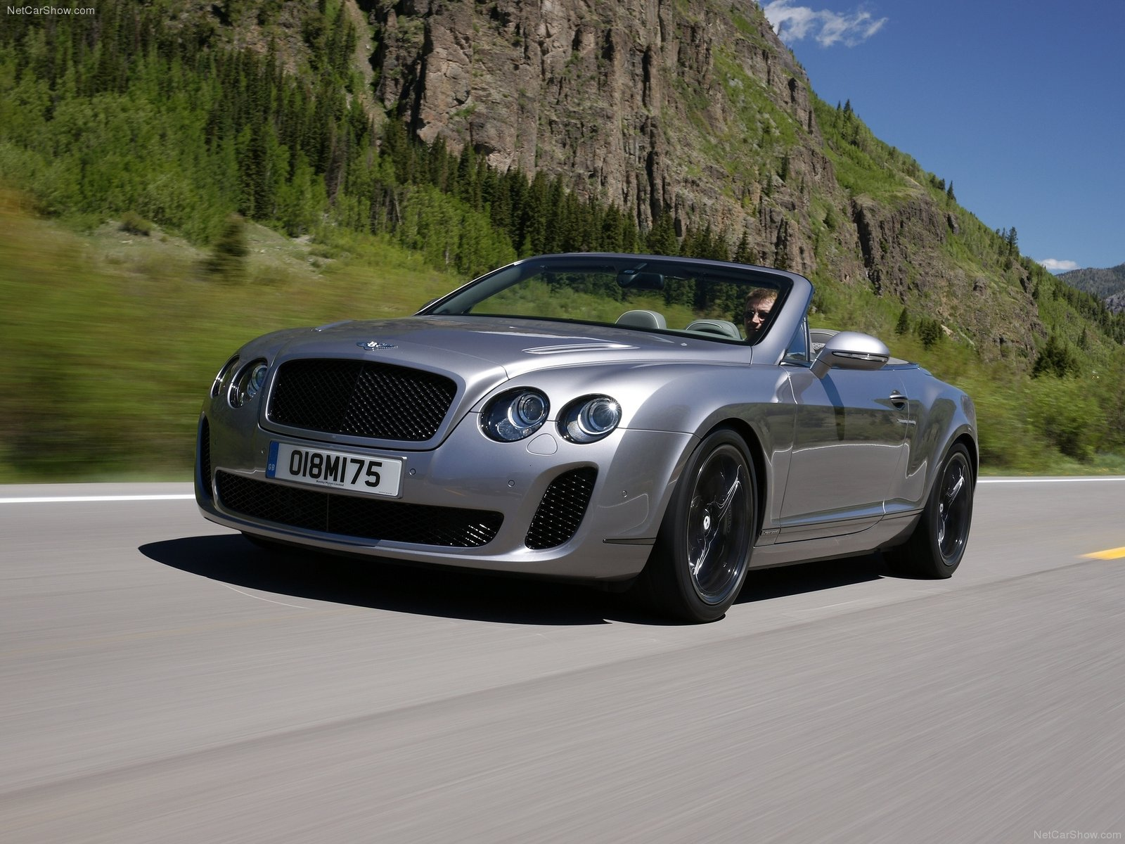 Bentley Continental Supersports Convertible photo 74457