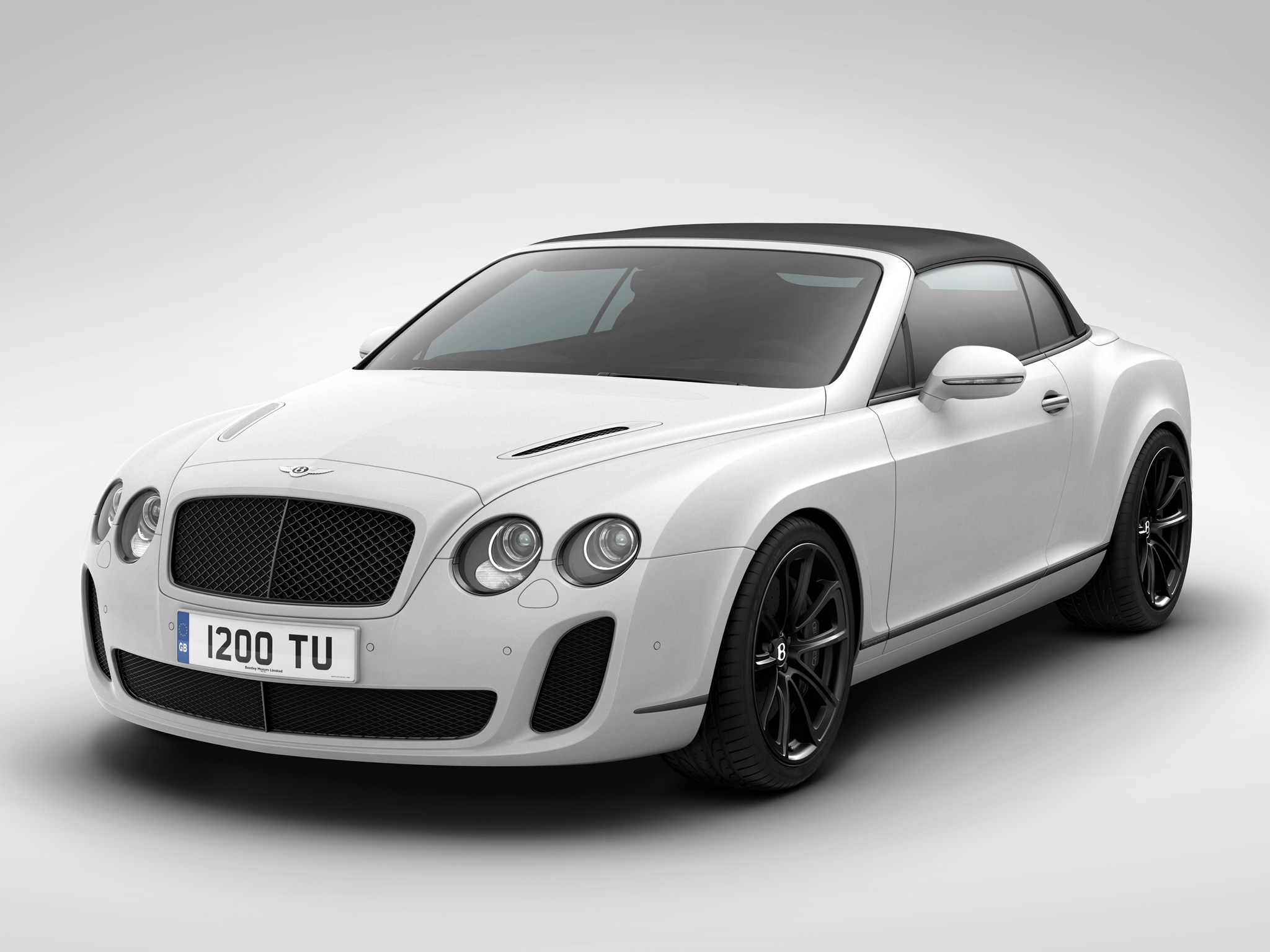 Bentley Continental Supersports Convertible photo 92060