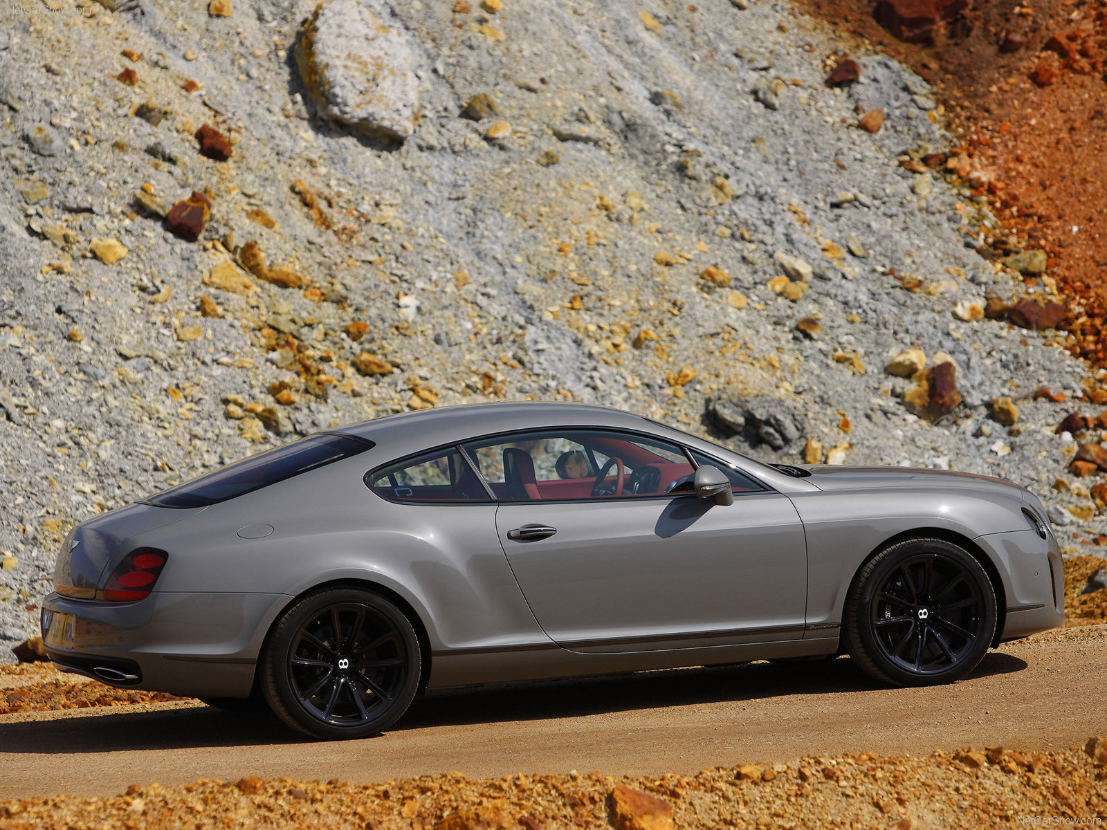 Bentley Continental Supersports photo 72741