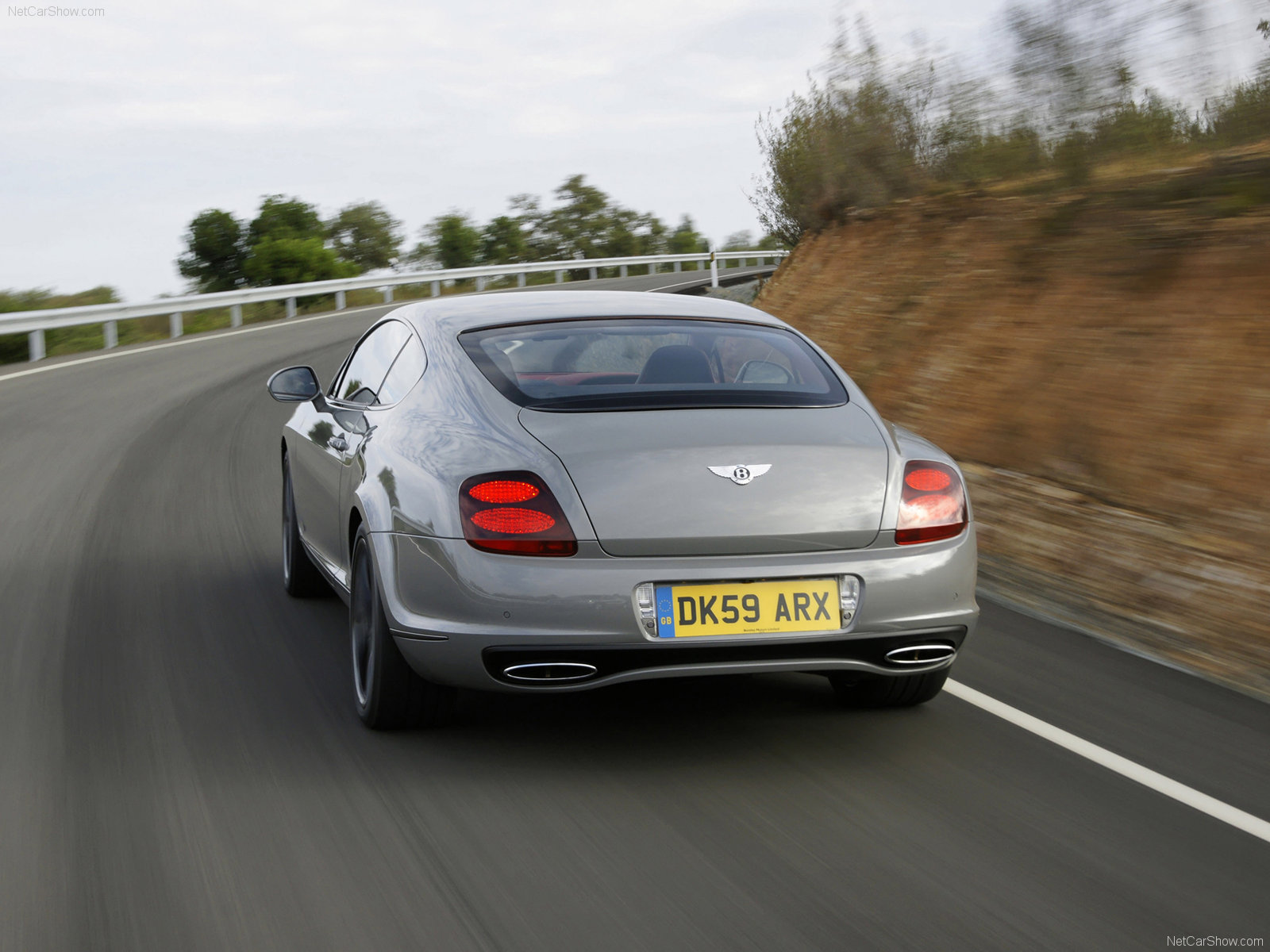 Bentley Continental Supersports photo 72742