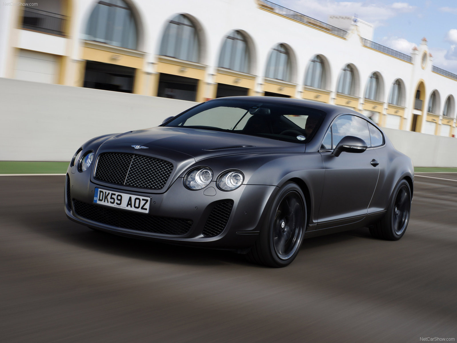 Bentley Continental Supersports photo 72743