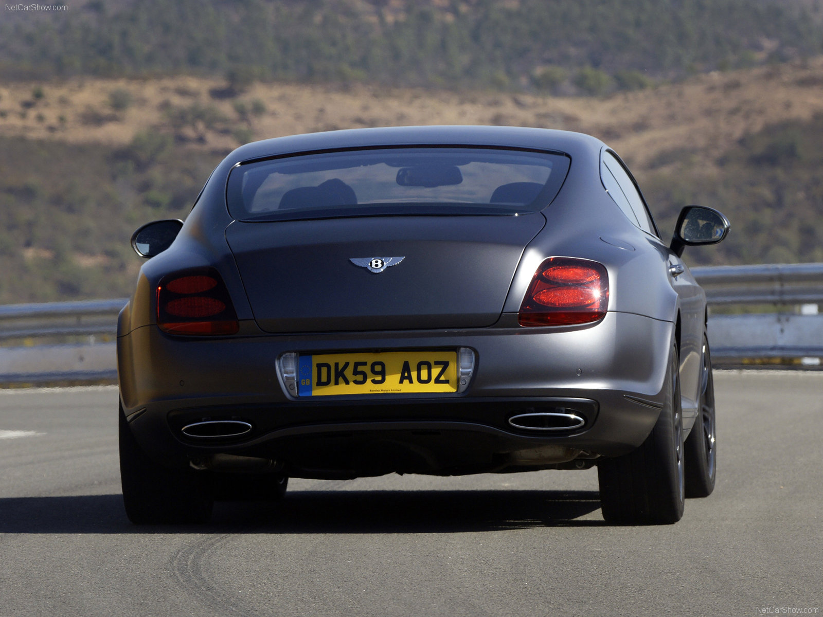 Bentley Continental Supersports photo 72744