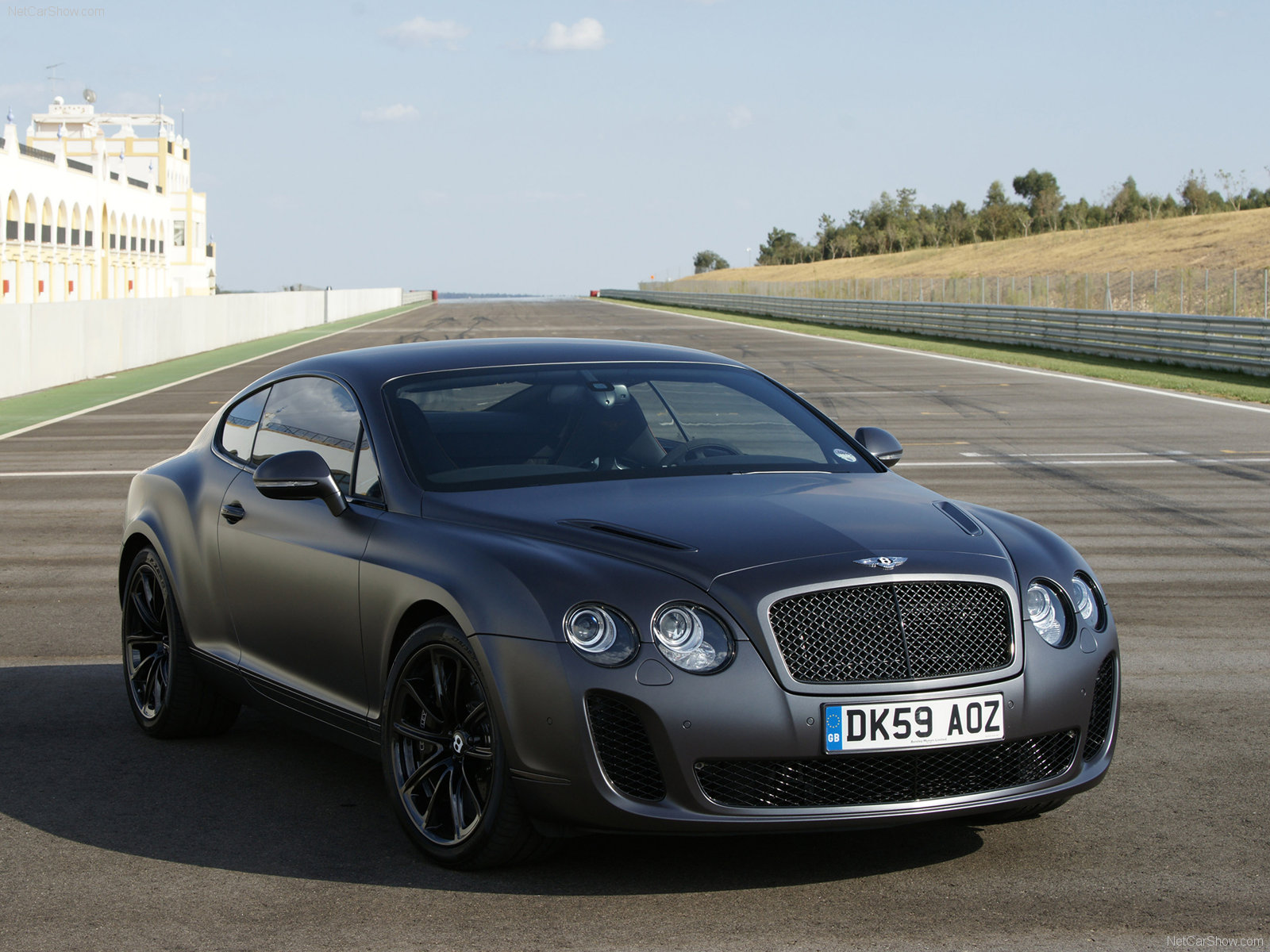 Bentley Continental Supersports photo 72749