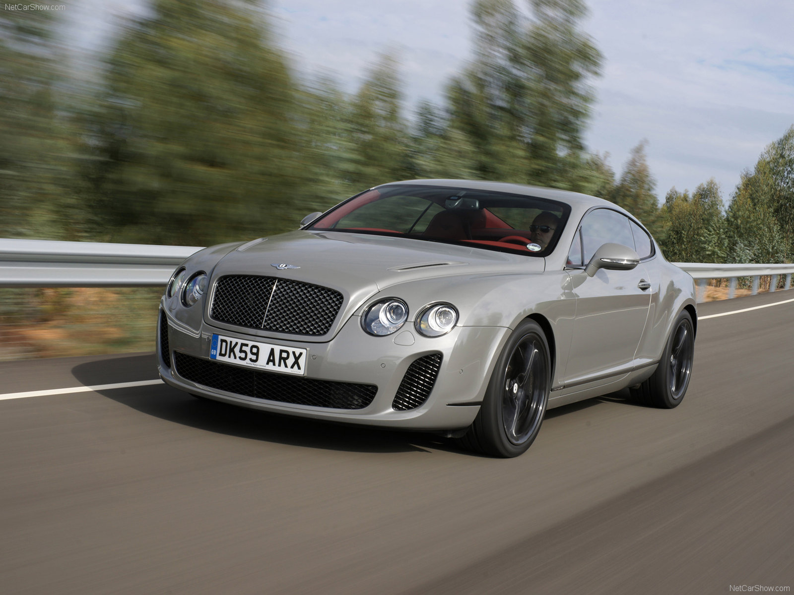 Bentley Continental Supersports photo 72753
