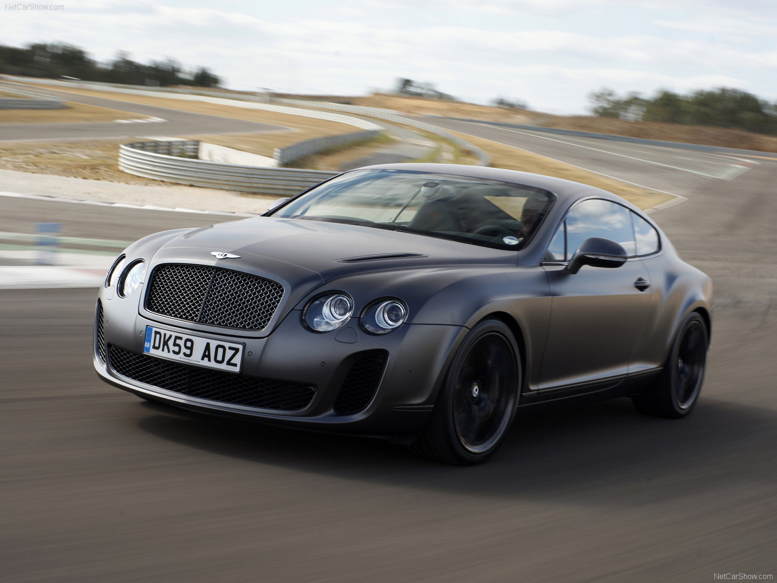 Bentley Continental Supersports photo 72756