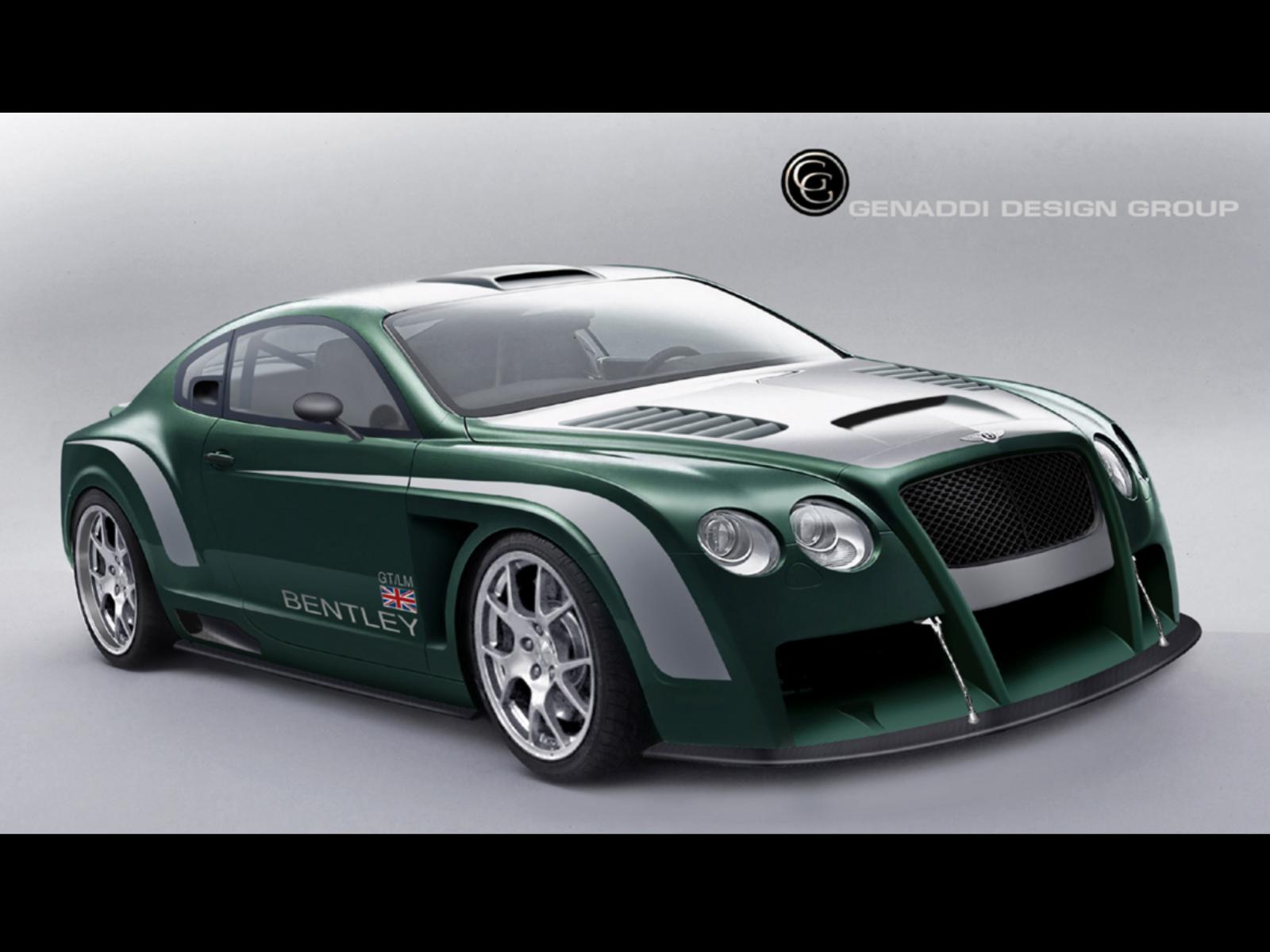Bentley Genaddi Continental GT/LM photo 17271