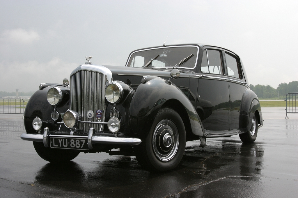 Bentley Mk VI Saloon photo 36306
