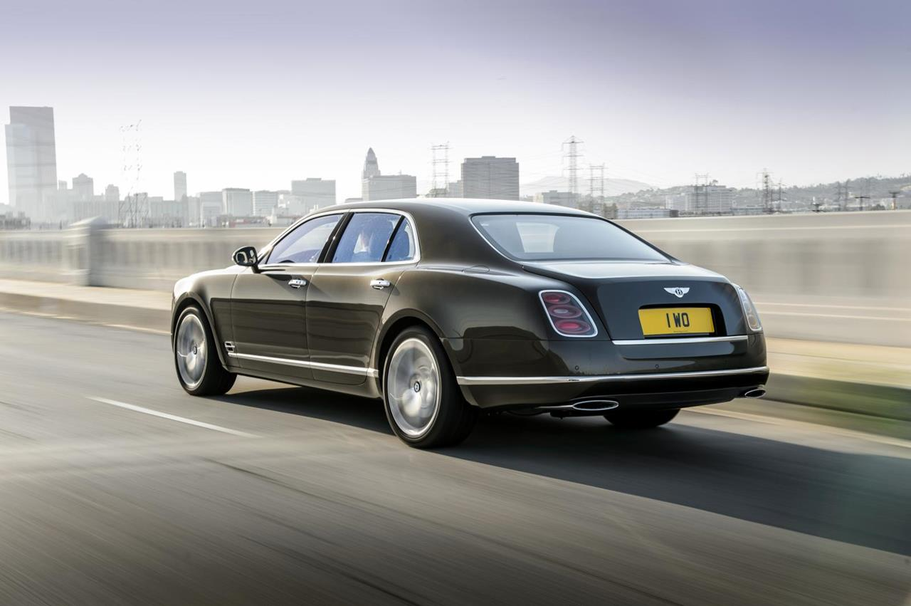 Bentley Mulsanne photo 129028
