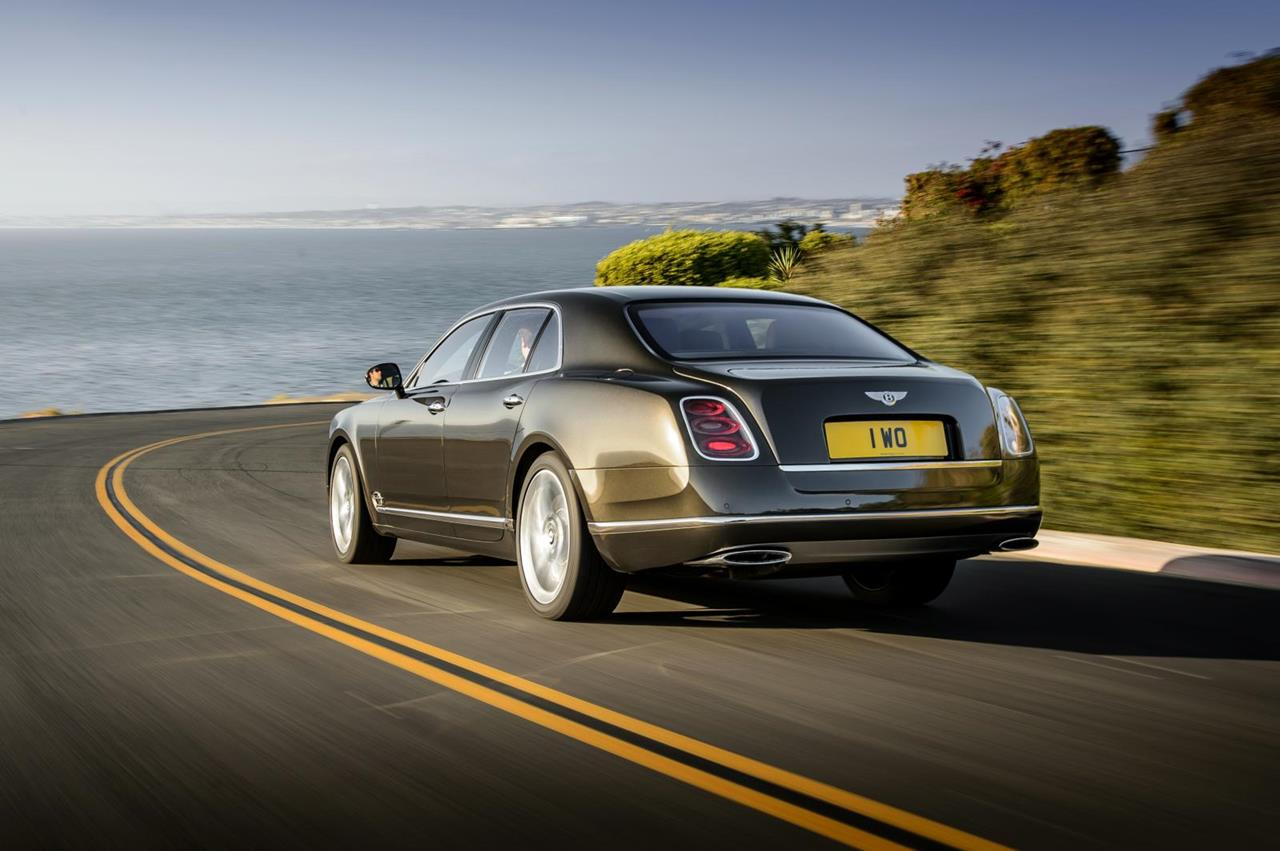 Bentley Mulsanne photo 129038