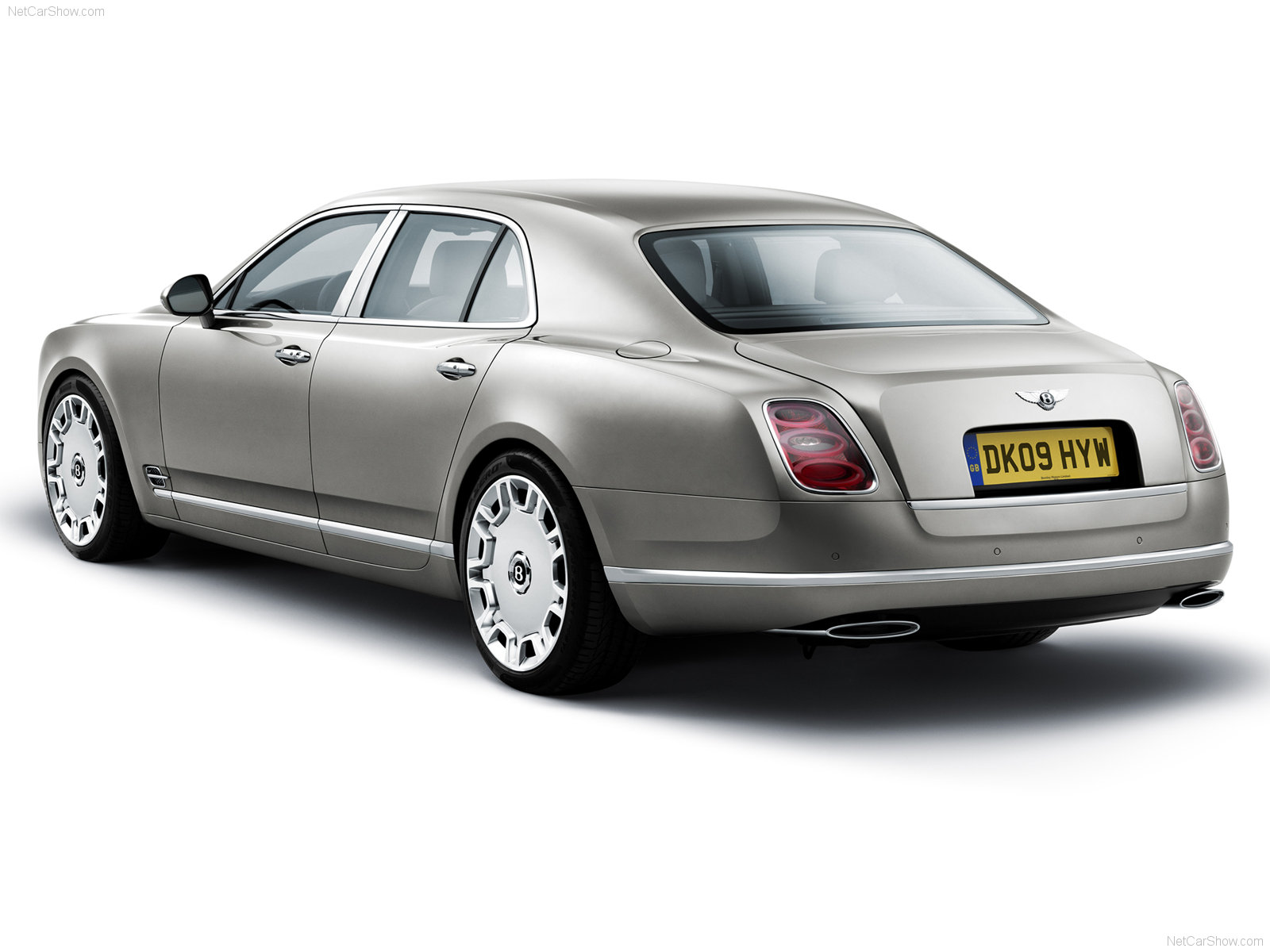 Bentley Mulsanne photo 66455