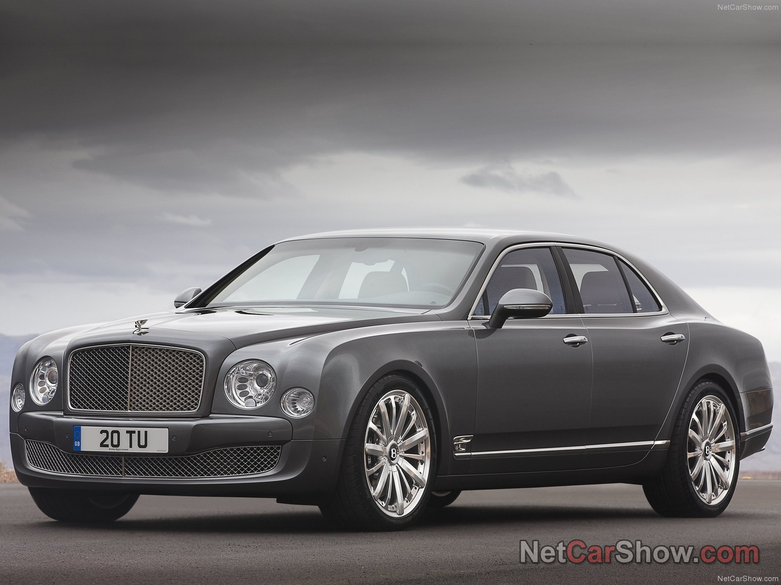 Bentley Mulsanne photo 89210