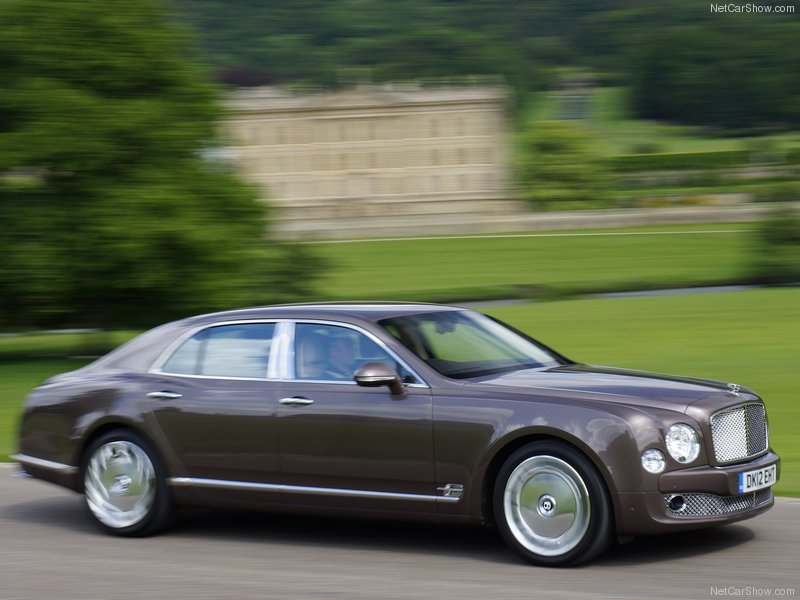 Bentley Mulsanne photo 98172