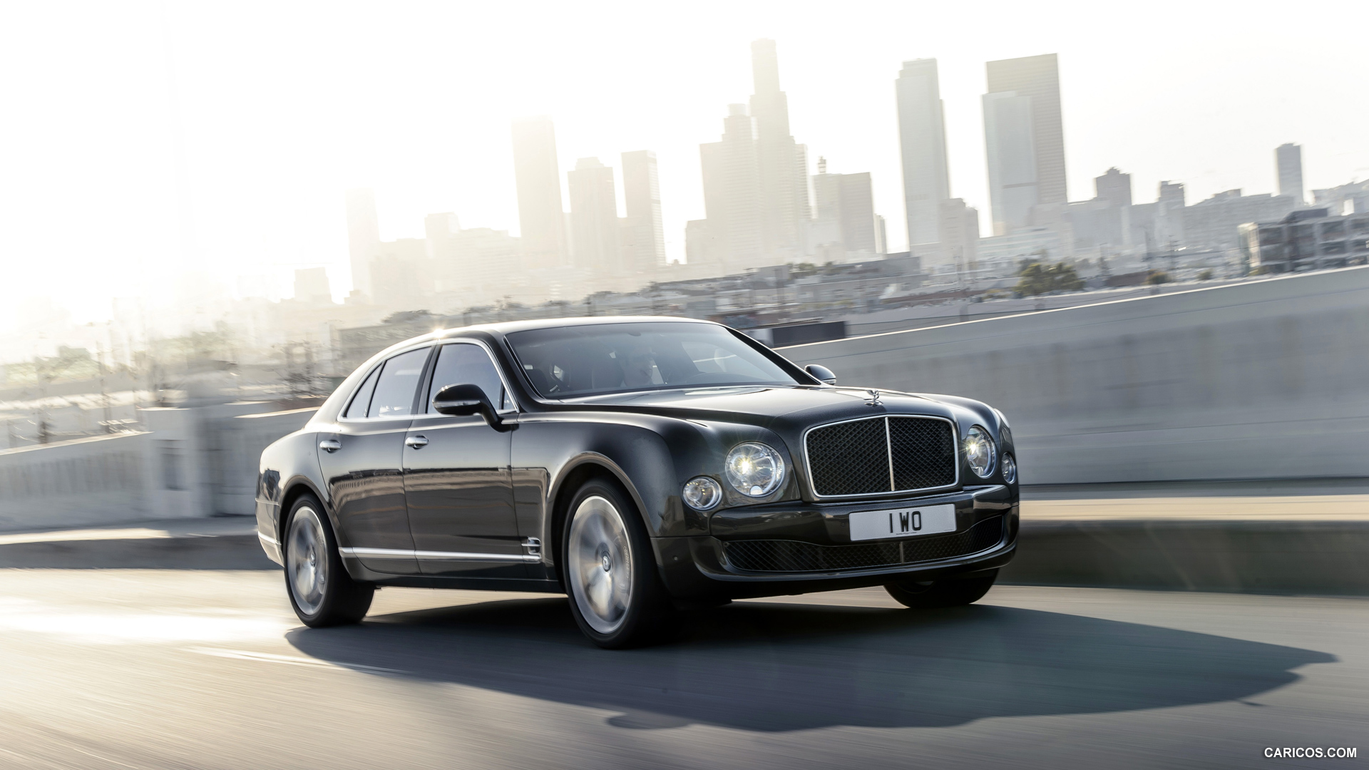 Bentley Mulsanne Speed photo 130446