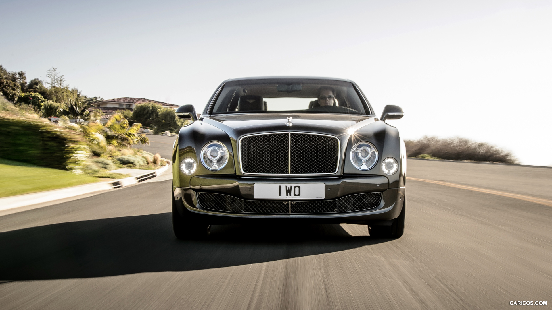 Bentley Mulsanne Speed photo 130449