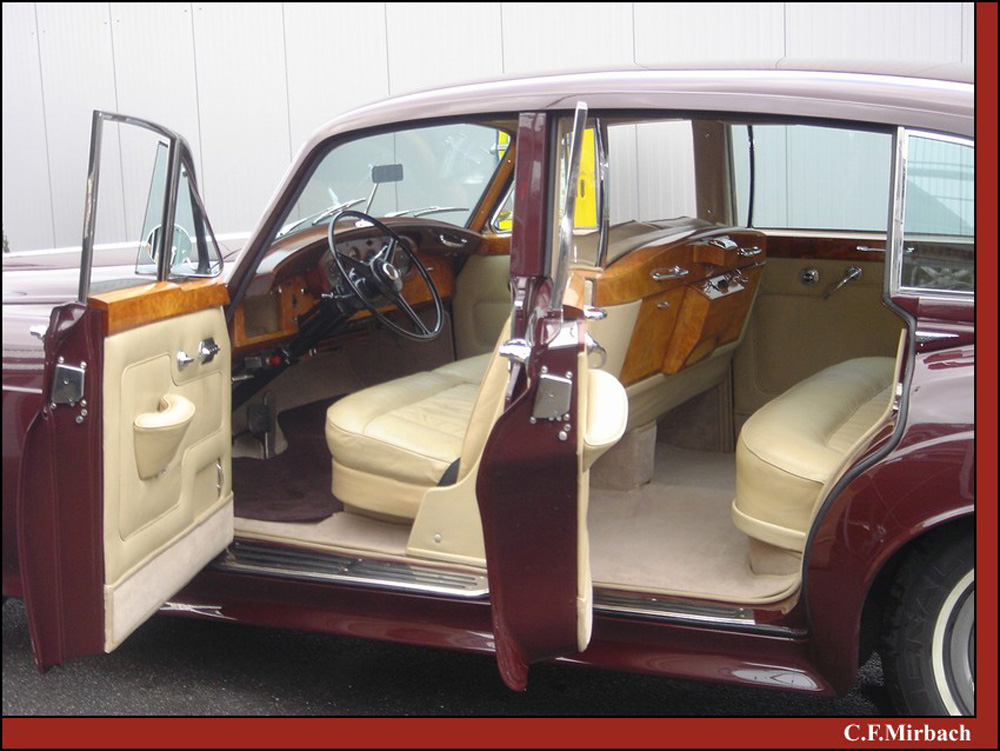 Bentley S II Limousine photo 33637