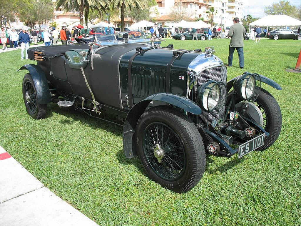 Bentley Speed 6 photo 32727