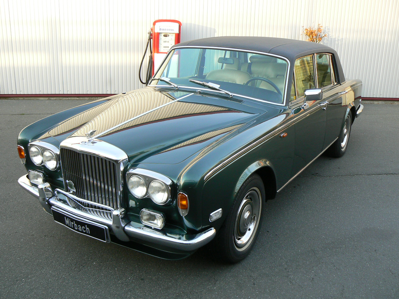 Bentley T1 Limousine photo 55449