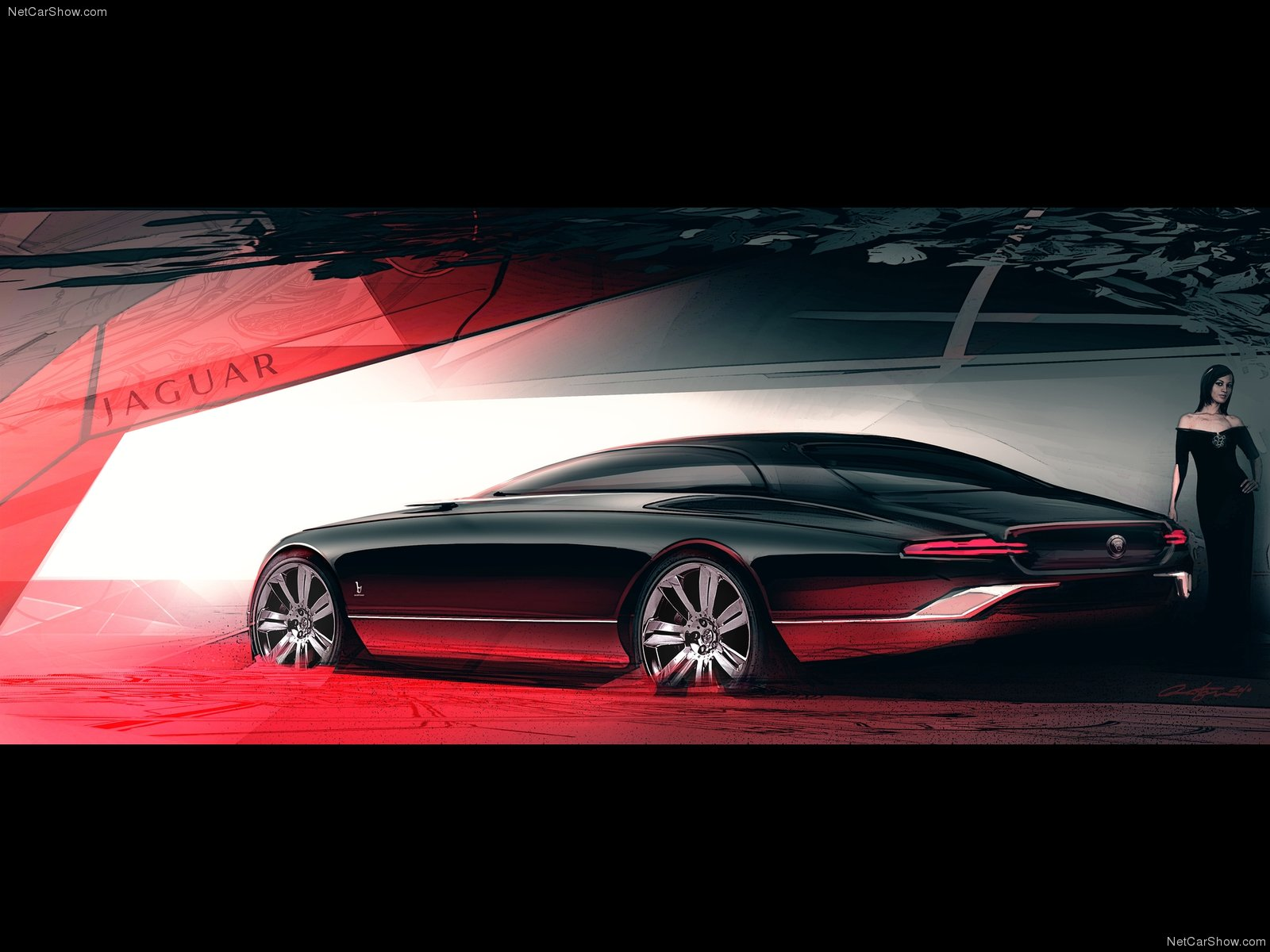 Bertone Jaguar B99 Concept photo 79603