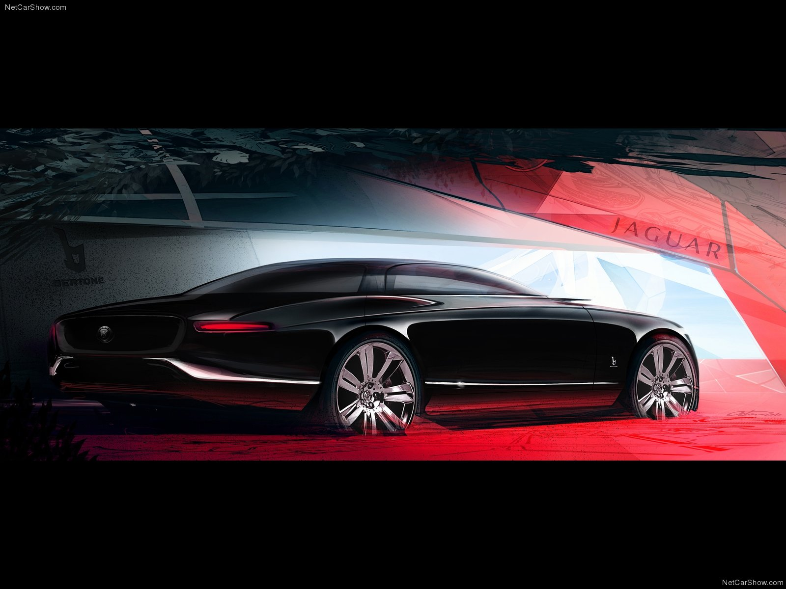 Bertone Jaguar B99 Concept photo 79604
