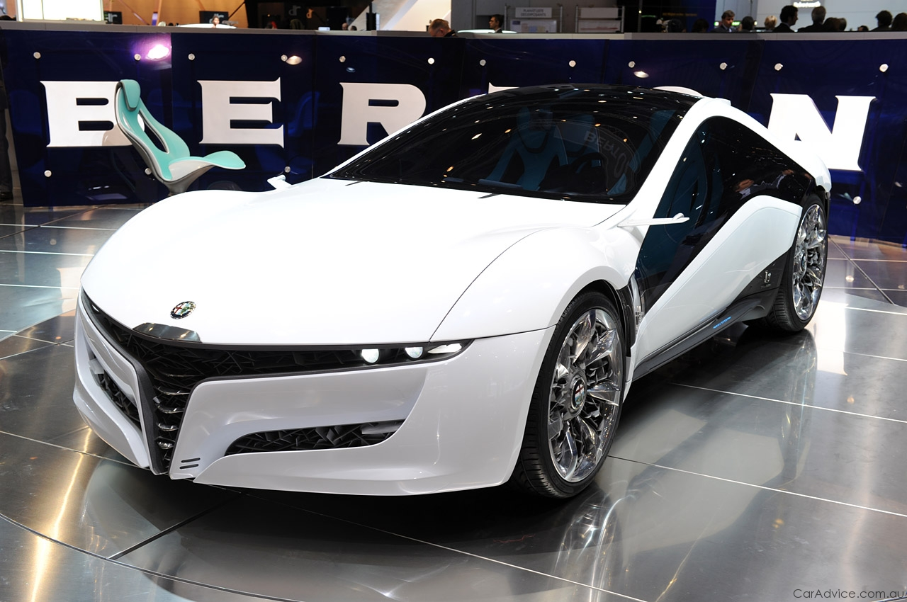 Bertone Pandion photo 106014