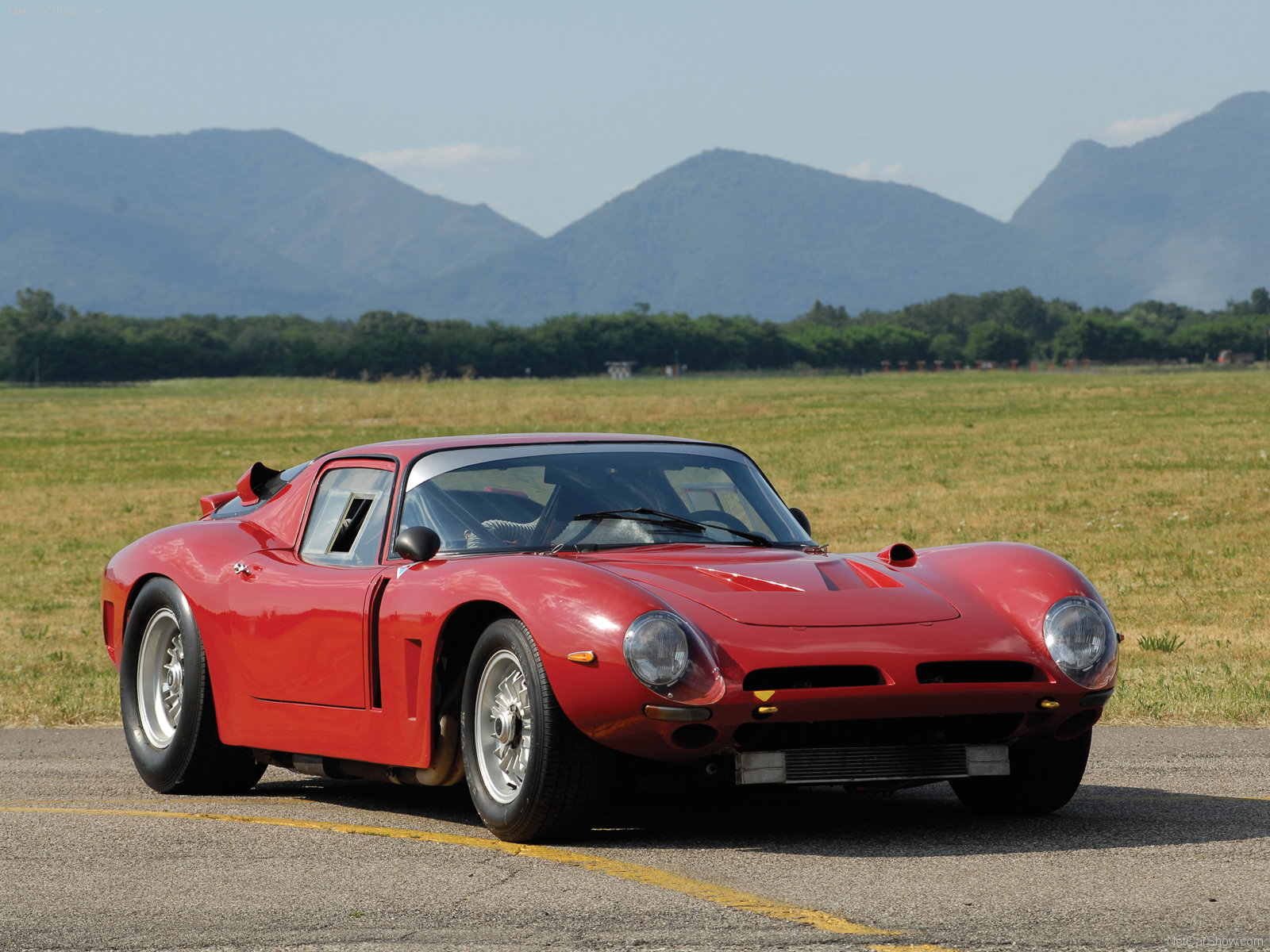 Bizzarrini GT America photo 51337