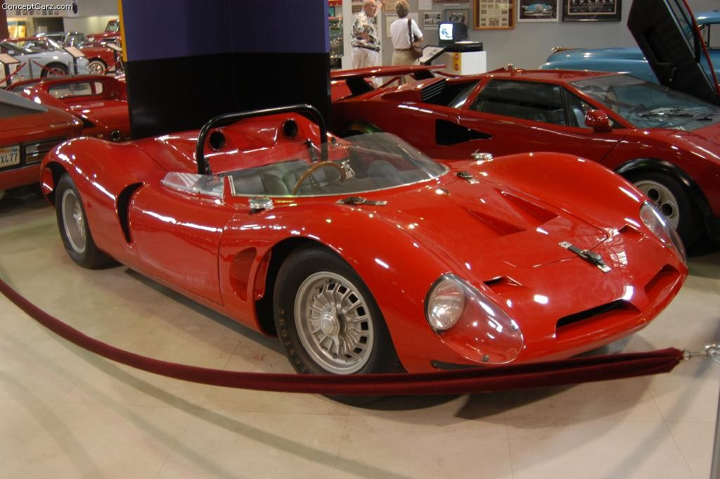 Bizzarrini P 538 Barchetta photo 20138