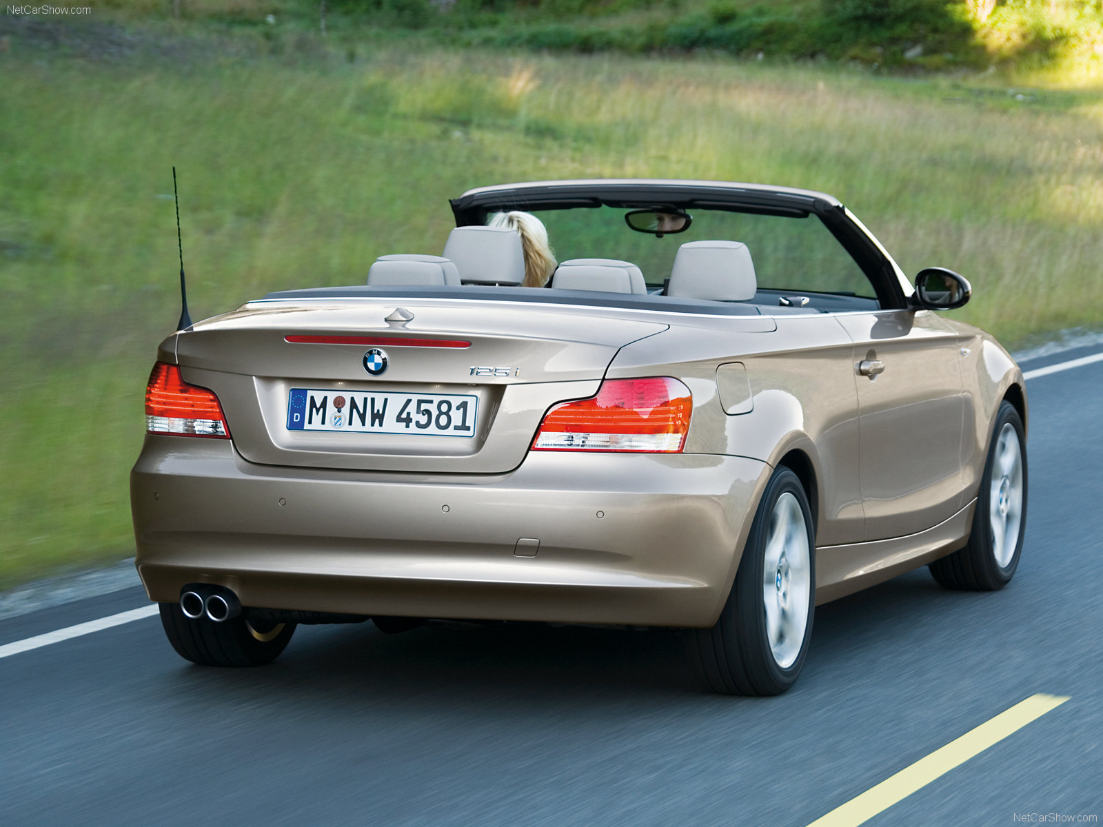 BMW 1-series Cabrio E88 photo 47841