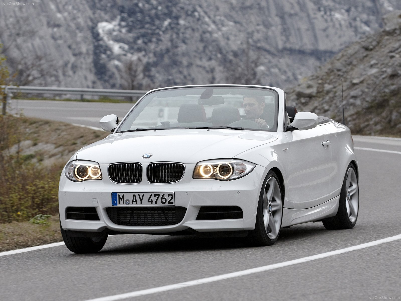 BMW 1-series Cabrio E88 photo 77340