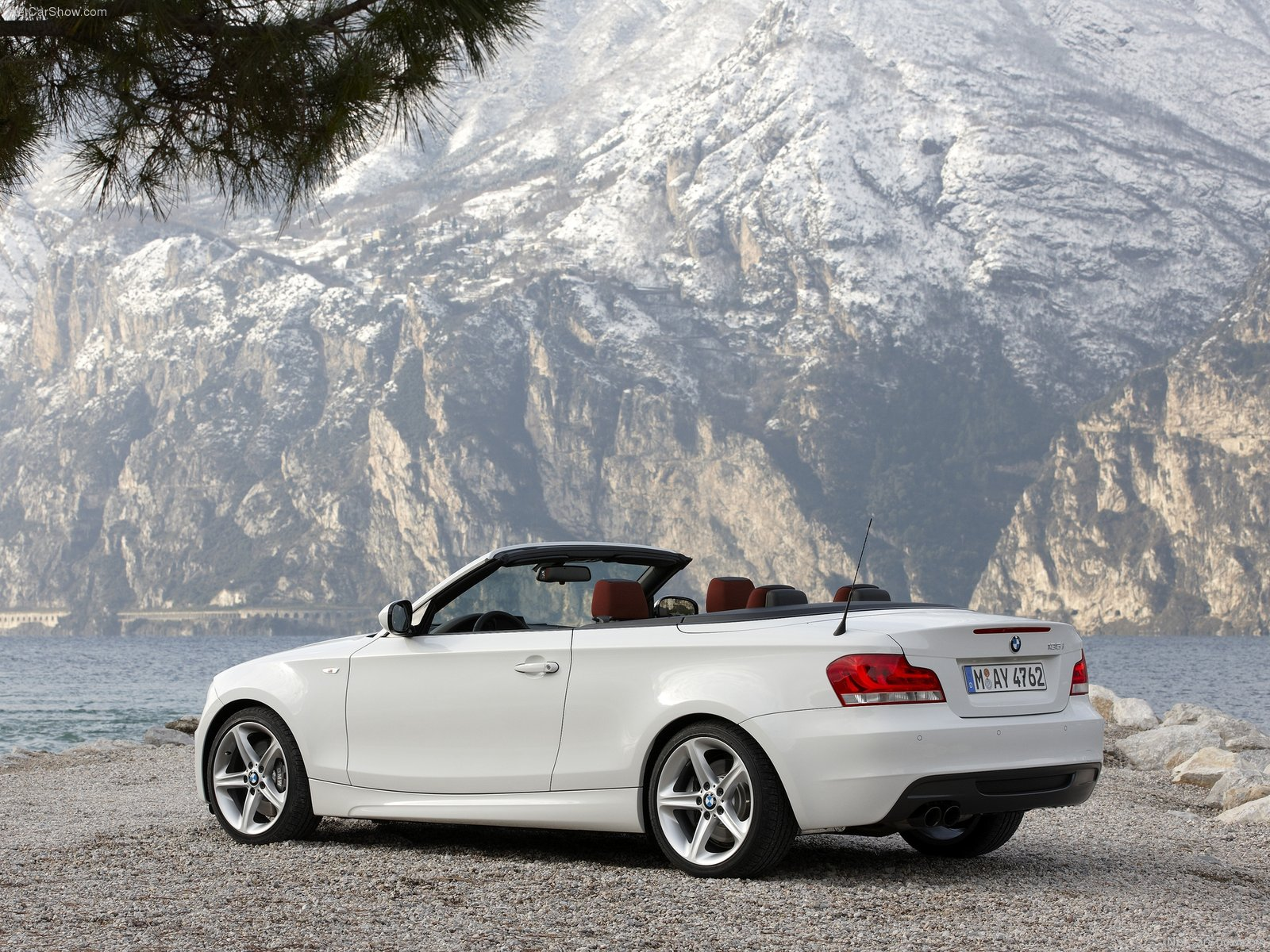 BMW 1-series Cabrio E88 photo 77343
