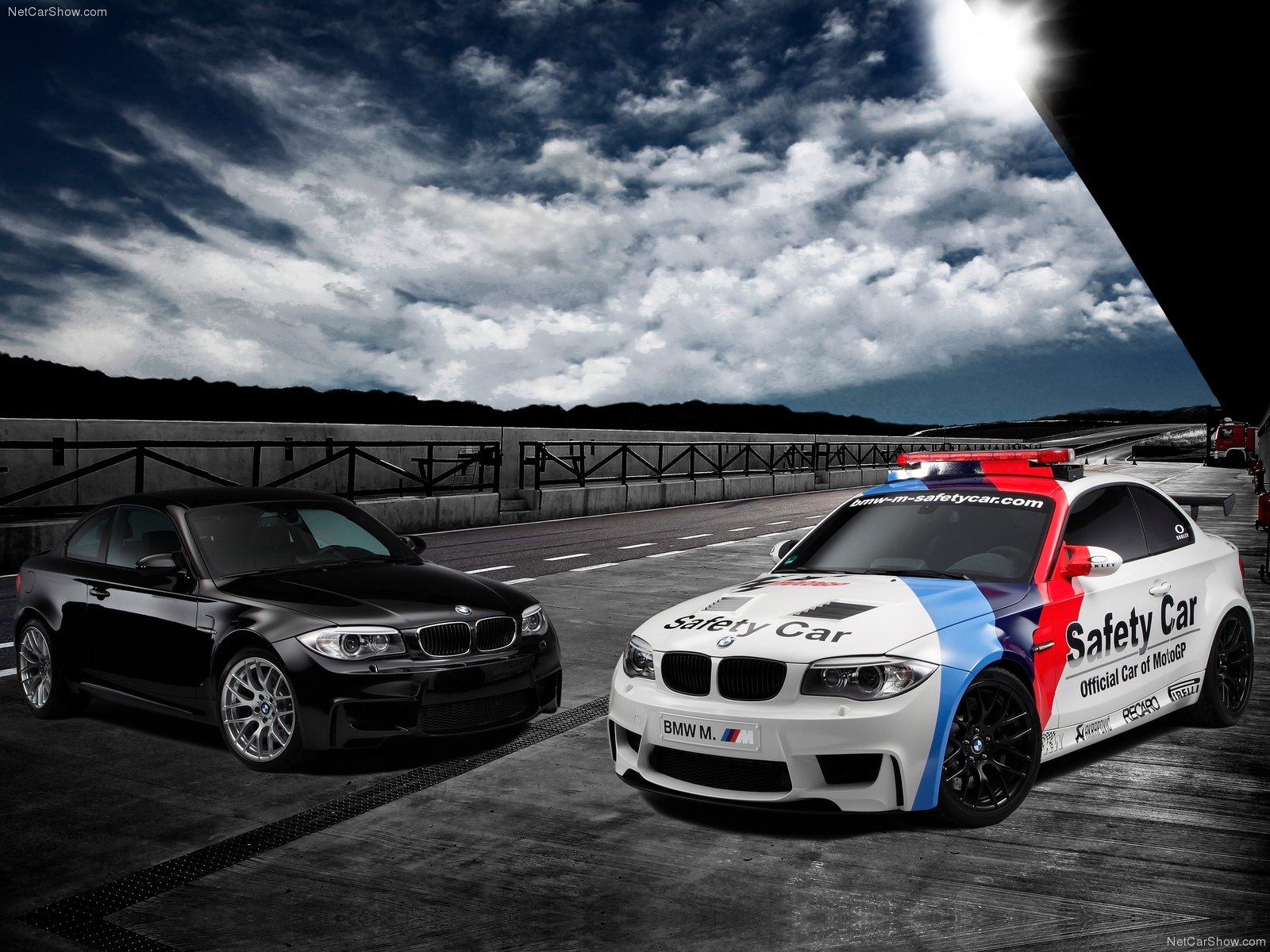 BMW 1-series M Coupe MotoGP Safety Car photo 78745