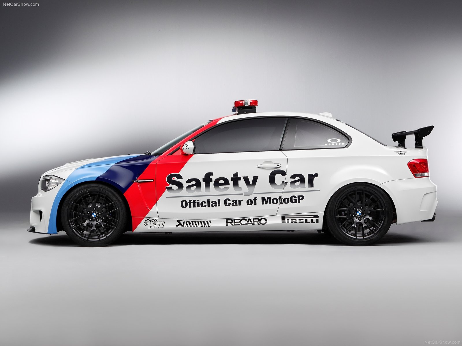 BMW 1-series M Coupe MotoGP Safety Car photo 78750