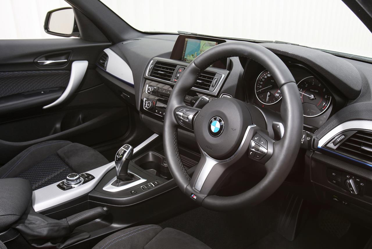 BMW 1-series photo 170466