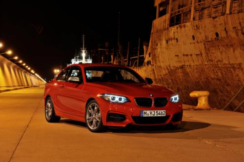 BMW 2-Series Coupe 2014 photo 103909