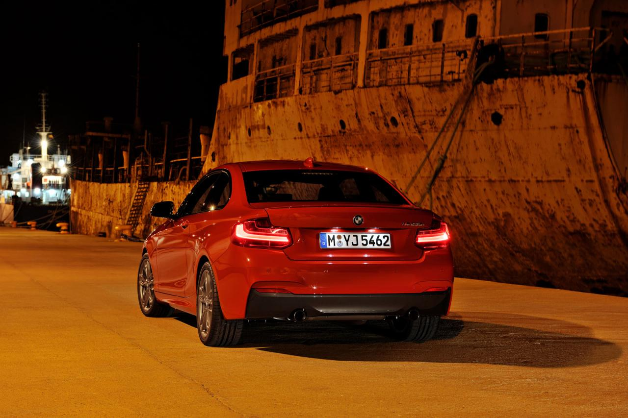 BMW 2-Series Coupe 2014 photo 103913