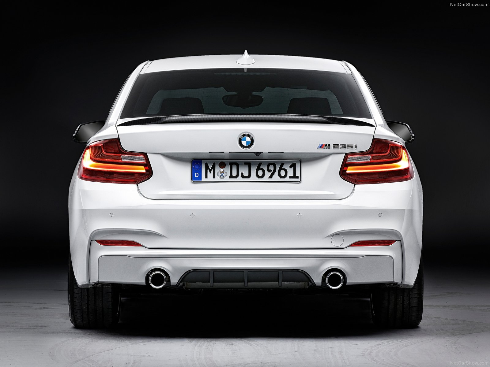 BMW 2-Series Coupe with M Performance Parts photo 106834