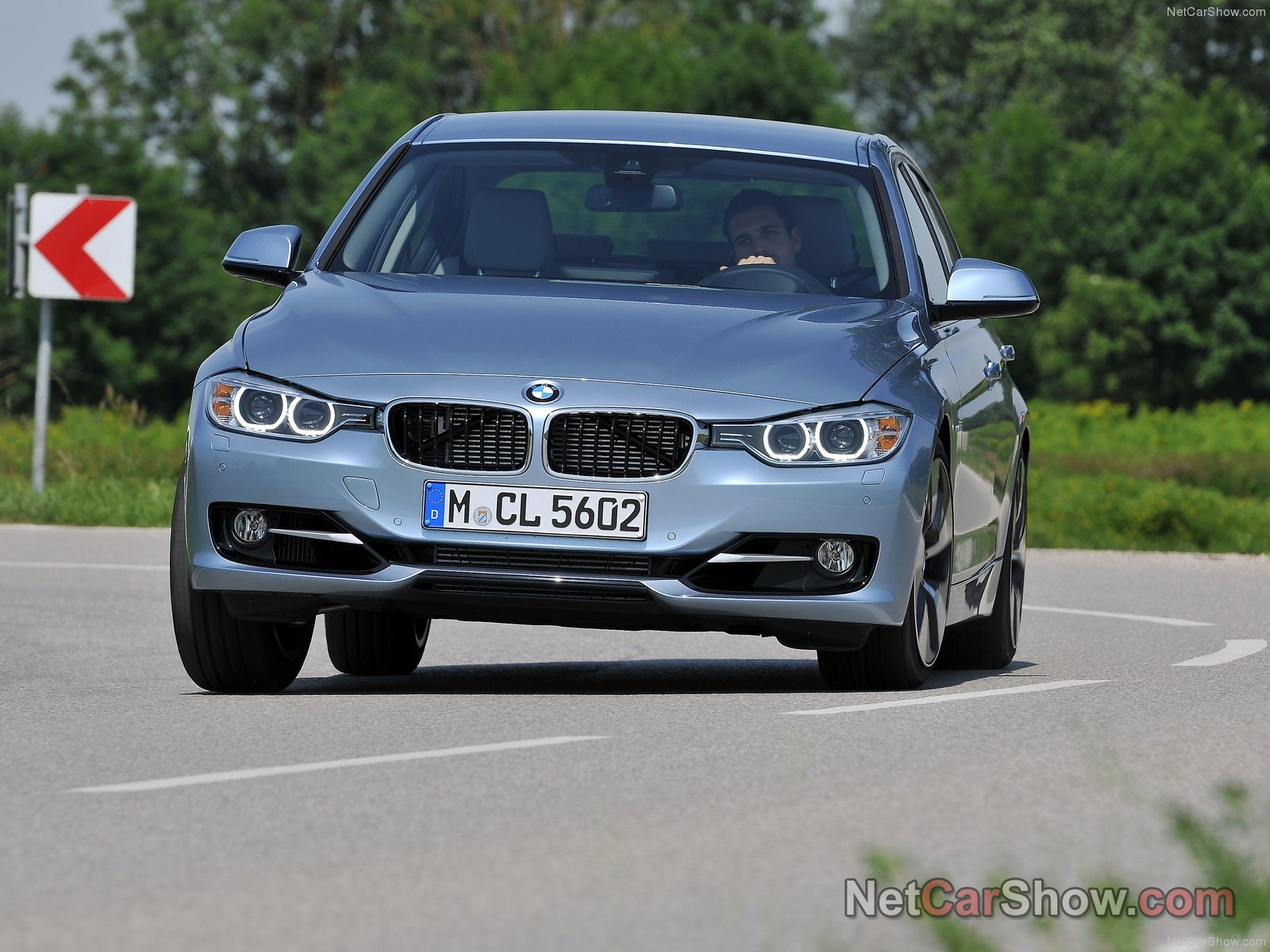 BMW 3 ActiveHybrid photo 93378