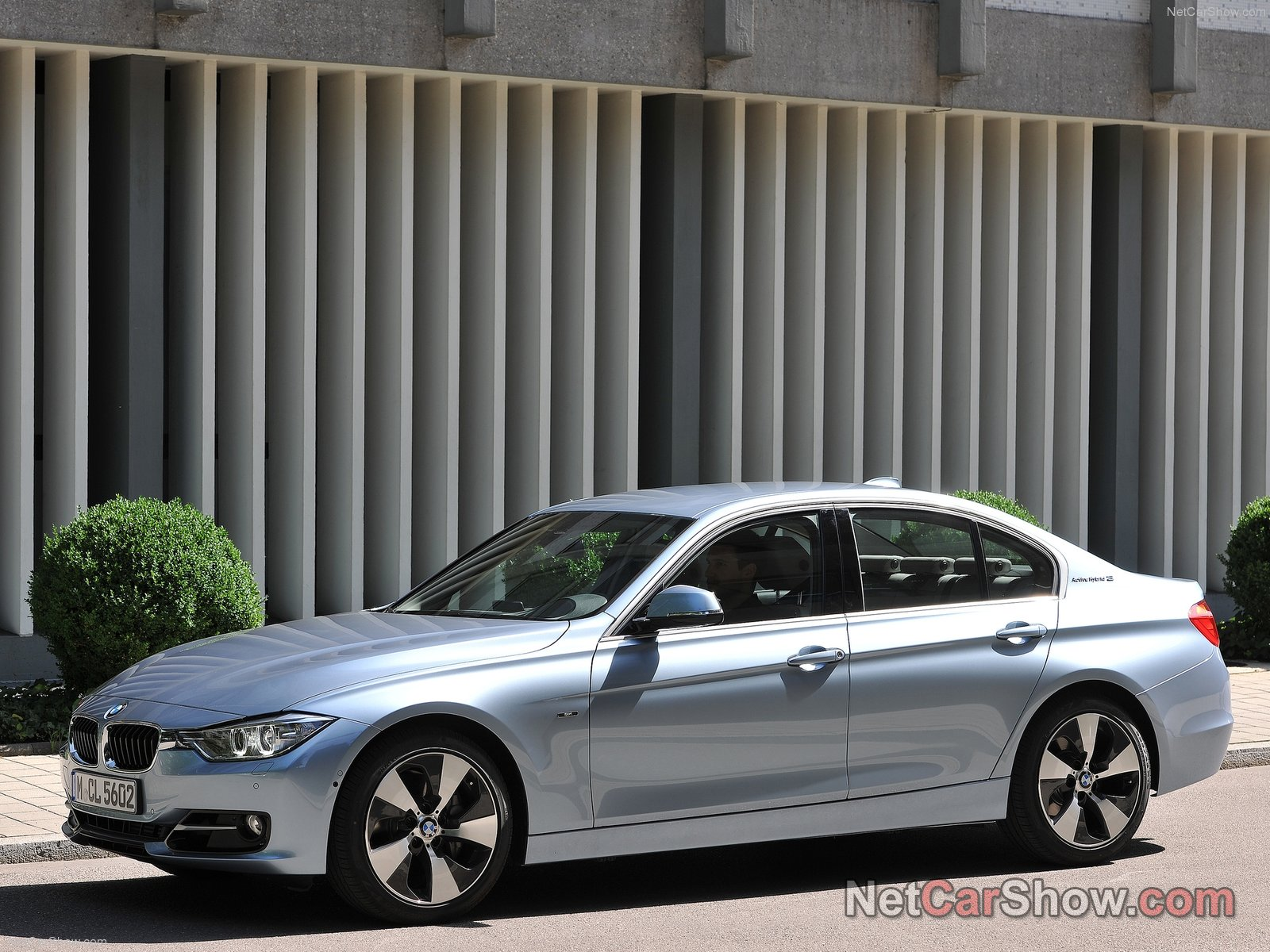 BMW 3 ActiveHybrid photo 93380