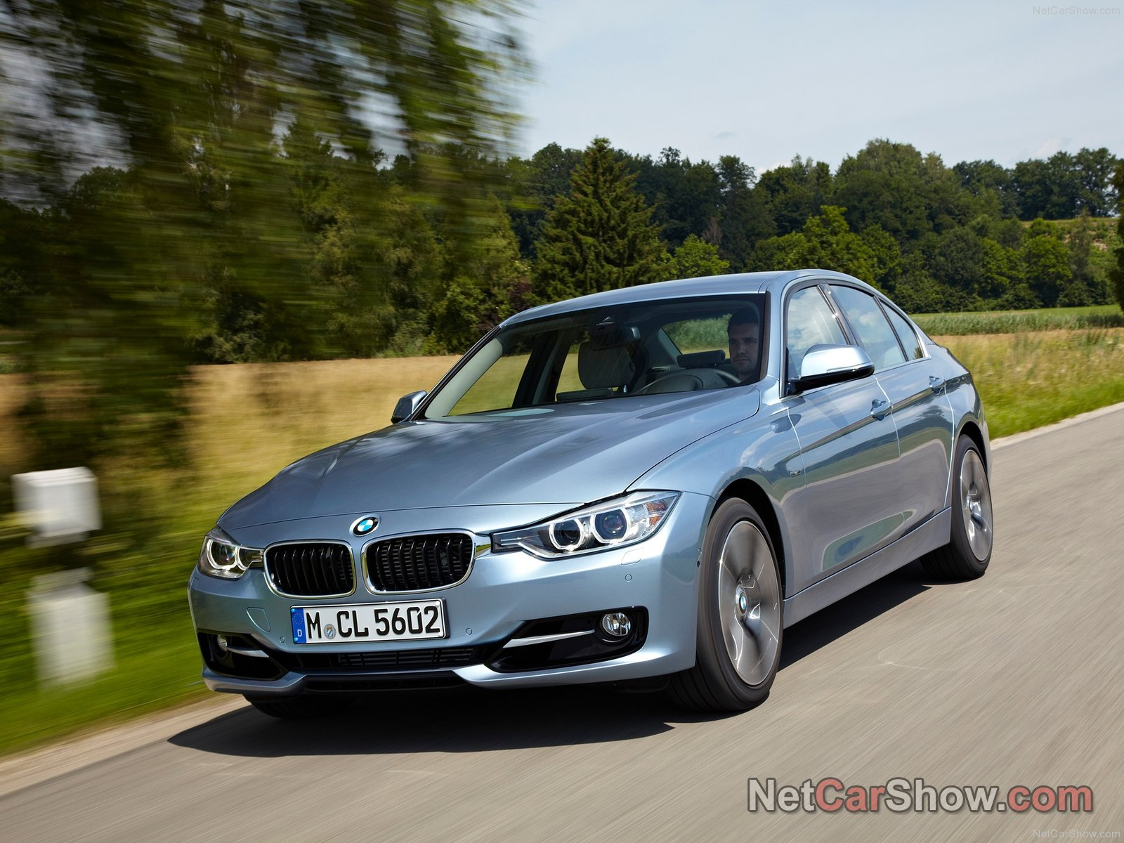 BMW 3 ActiveHybrid photo 93382