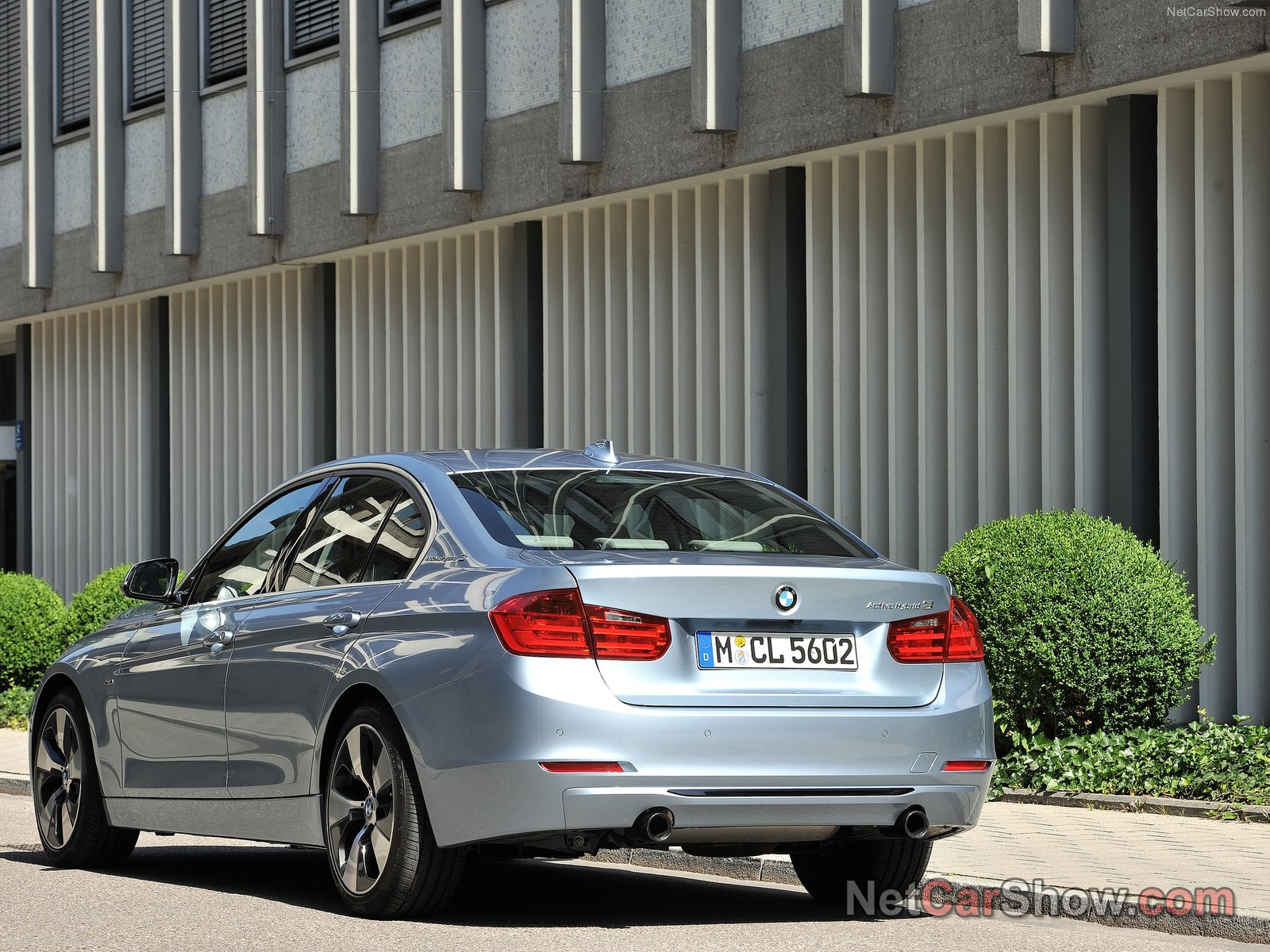 BMW 3 ActiveHybrid photo 93383