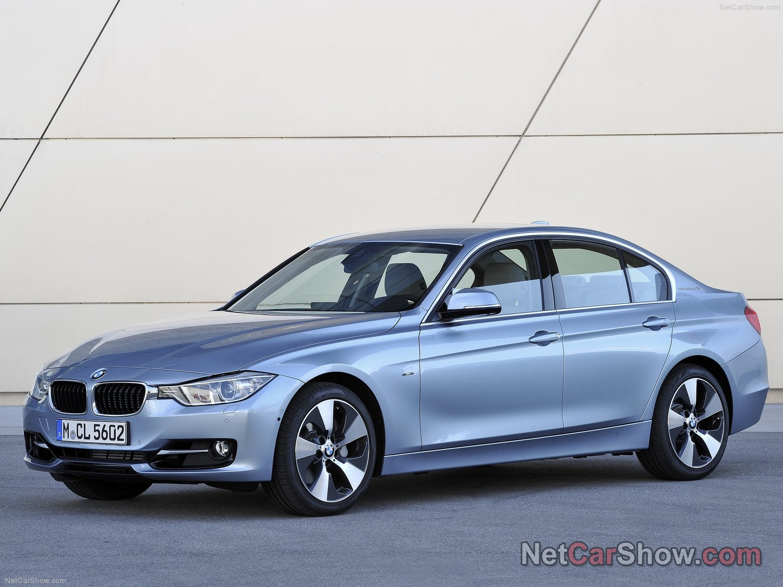 BMW 3 ActiveHybrid photo 93384