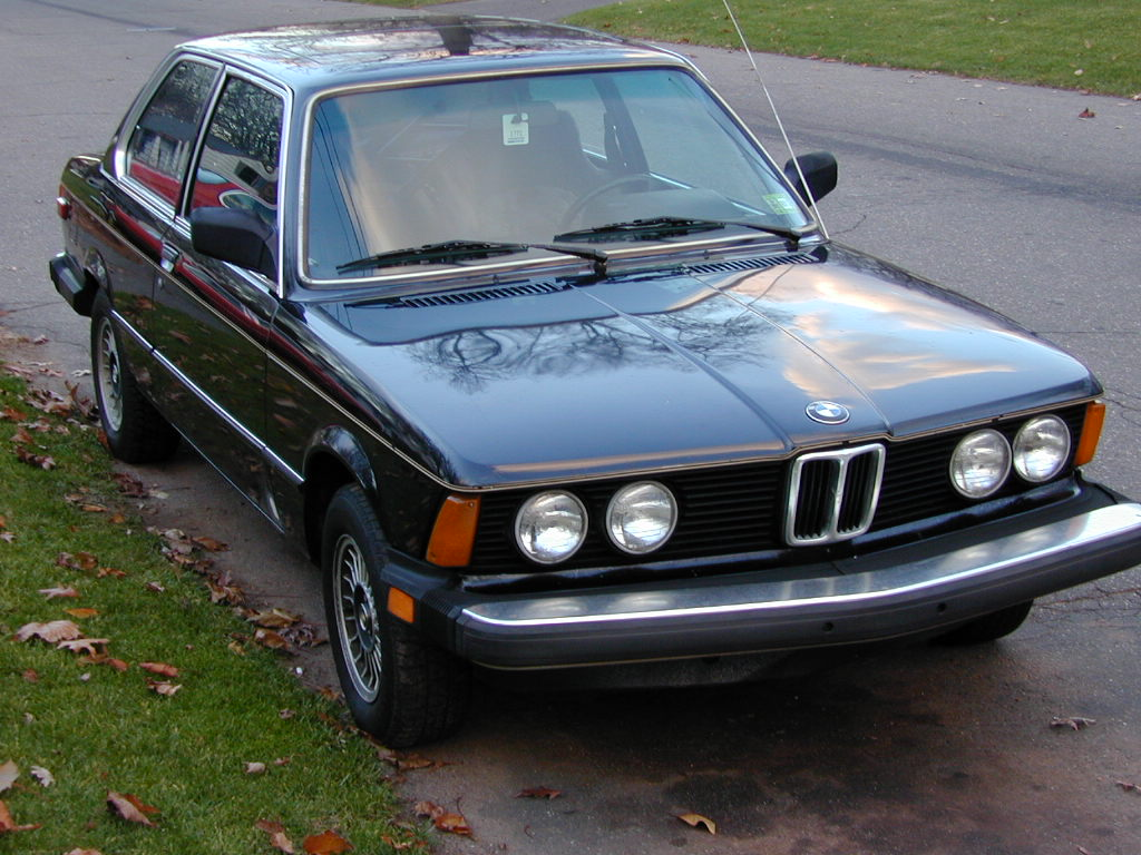 BMW 3-series E21 photo 36245